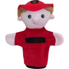PUPPETS MACHINE WASHABLE FIRE FIGHTER