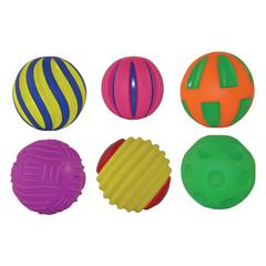 GET READY KIDS TACTILE SQUEAK BALLS