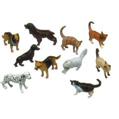 GET READY KIDS 5IN PETS ANIMAL PLAYSET SET OF 10