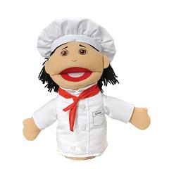 MARVEL EDUCATION CHEF MULTI ETHNIC CAREER PUPPET