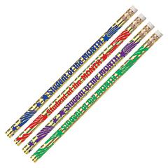 STUDENT OF THE MONTH PENCIL 144CT
