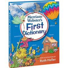MERRIAM WEBSTER FIRST DICTIONARY