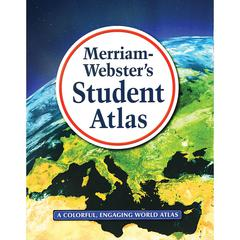 MERRIAM WEBSTERS STUDENT ATLAS