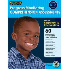 NEWMARK LEARNING PROGRESS MONITORING COMPREHENSION ASSESSMENTS GR K-2