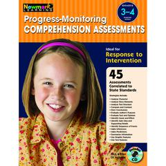 PROGRESS MONITORING COMPREHENSION ASSESSMENTS GR 3-4
