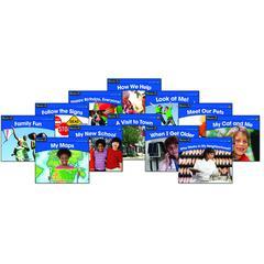 NEWMARK LEARNING RISING READERS LEVELED BOOKS SOCIAL STUDIES SET