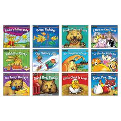 NEWMARK LEARNING RISING READERS LEVELED BOOKS FICTION SET