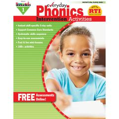 NEWMARK LEARNING EVERYDAY PHONICS GR 1 INTERVENTION ACTIVITIES