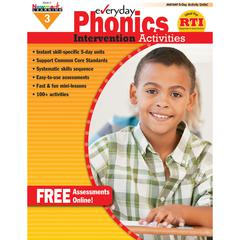 EVERYDAY PHONICS GR 3 INTERVENTION ACTIVITIES
