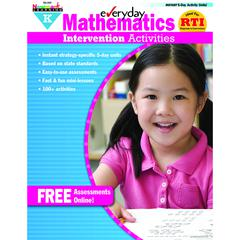 NEWMARK LEARNING EVERYDAY MATHEMATICS GR K INTERVENTION ACTIVITIES