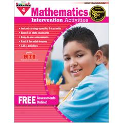 EVERYDAY MATHEMATICS GR 4 INTERVENTION ACTIVITIES