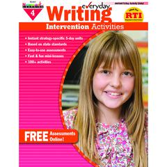 EVERYDAY WRITING GR 4 INTERVENTION ACTIVITIES