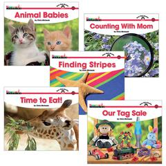 NEWMARK LEARNING SIGHT WORD READERS COMPLETE MATH 16 TITLE SET