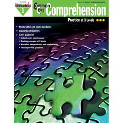 NEWMARK LEARNING COMMON CORE COMPREHENSION GR 1