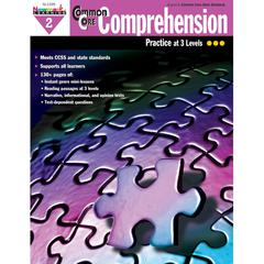 NEWMARK LEARNING COMMON CORE COMPREHENSION GR 2