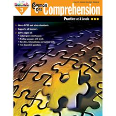 COMMON CORE COMPREHENSION GR 3