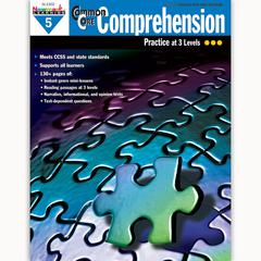 NEWMARK LEARNING COMMON CORE COMPREHENSION GR 5