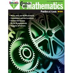 NEWMARK LEARNING COMMON CORE MATHEMATICS GR 1