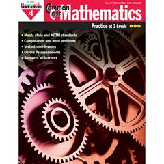 COMMON CORE MATHEMATICS GR 4