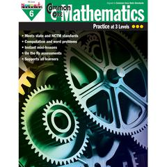 NEWMARK LEARNING COMMON CORE MATHEMATICS GR 6