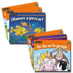 NEWMARK LEARNING EN ESPANOL ANIMAL ADVENTURES VOL 1 SET OF 12 RISING READERS FICTION