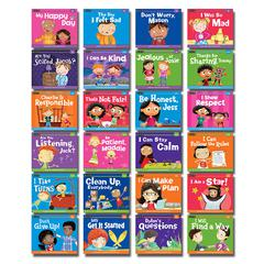 NEWMARK LEARNING MYSELF READERS SET 1 EACH OF 24 BOOKS