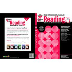 NEWMARK LEARNING COMMON CORE READING GR 4 WARMUPS & TEST PRACTICE