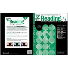 NEWMARK LEARNING COMMON CORE READING GR 6 WARMUPS & TEST PRACTICE