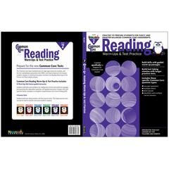 NEWMARK LEARNING COMMON CORE READING GR 7 WARMUPS & TEST PRACTICE