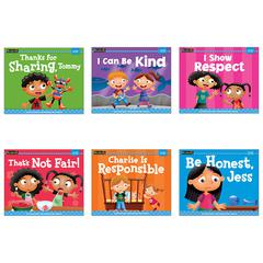 NEWMARK LEARNING MYSELF READERS 6PK I GET ALONG WITH OTHERS SMALL BOOK