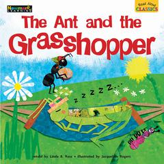 NEWMARK LEARNING THE ANT AND THE GRASSHOPPER READ ALOUD CLASSICS LAP BOOKS
