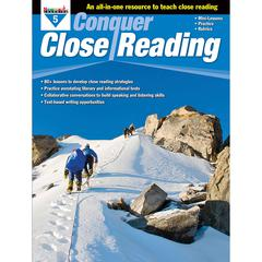 NEWMARK LEARNING CONQUER CLOSE READING GR 5