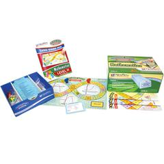 NEW PATH LEARNING MASTERING MATH SKILLS GAMES CLASS PACK GR 8