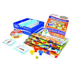 NEW PATH LEARNING MASTERING SOCIAL STUDIES SKILLS GAMES CLASS PACK GR 5