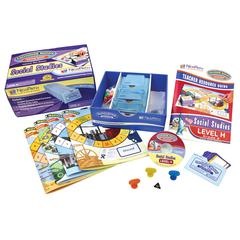 NEW PATH LEARNING MASTERING SOCIAL STUDIES SKILLS GAMES CLASS PACK GR 8