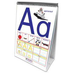 EARLY CHILDHOOD ELA ALPHABET READINESS FLIPCHART