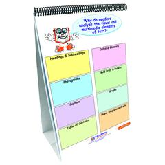 NEW PATH LEARNING ELA COMMON CORE STANDARDS GR 5 STRATEGIES FLIP CHARTS