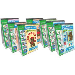NEW PATH LEARNING MATH READINESS 7 CURRICULUM MASTERY FLIP CHART SET