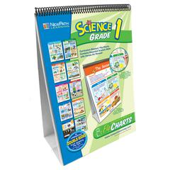 NEW PATH LEARNING SCIENCE FLIP CHART SET GR 1