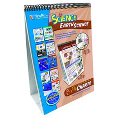 NEW PATH LEARNING MIDDLE SCHOOL EARTH SCIENCE FLIP CHART SET