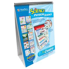 NEW PATH LEARNING MIDDLE SCHOOL PHYSICAL SCIENCE FLIP CHART SET