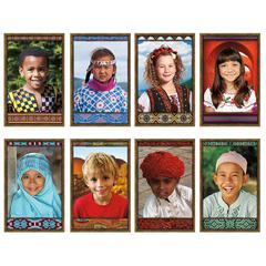 NORTH STAR TEACHER RESOURCE ALL KINDS OF KIDS INTERNATIONAL BB SET