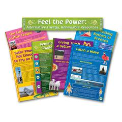 ALTERNATIVE ENERGY RENEWABLE RESOURCE BB SET