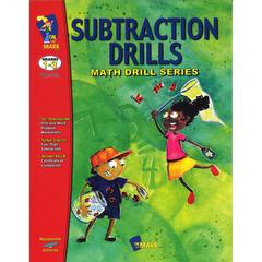 ON THE MARK PRESS SUBTRACTION DRILLS