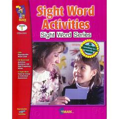 ON THE MARK PRESS SIGHT WORD ACTIVITIES