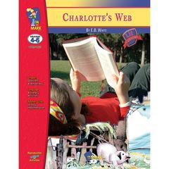 ON THE MARK PRESS CHARLOTTES WEB LIT LINK GR 4-6