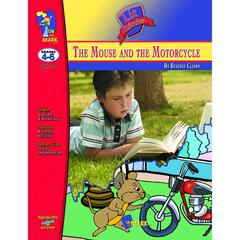 ON THE MARK PRESS MOUSE & THE MOTORCYCLE LIT LINK GR 4-6