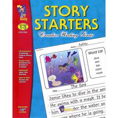 ON THE MARK PRESS STORY STARTERS GR 1-3