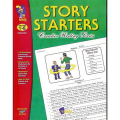 ON THE MARK PRESS STORY STARTERS GR 1-6