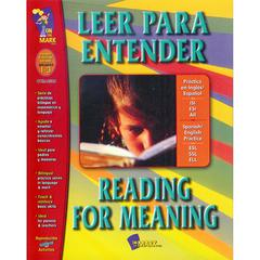 ON THE MARK PRESS LEER PARA ENTENDER READING FOR MEANING